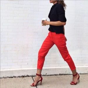 Talbots Weekend Chino Roll Up Pants